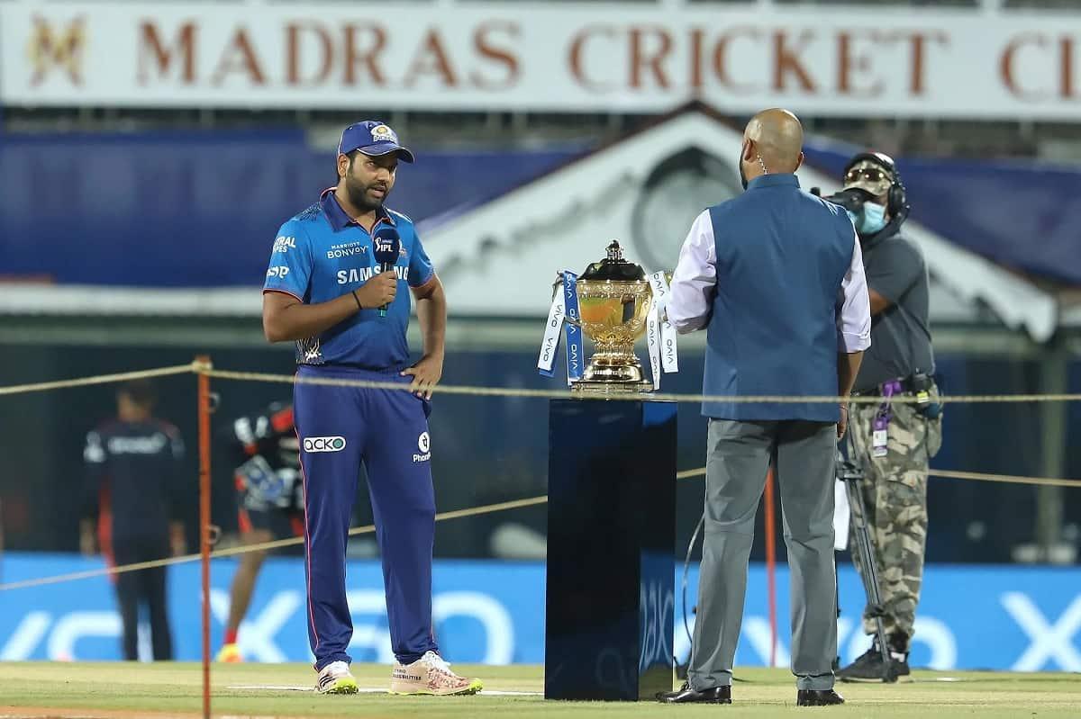 IIPL 2021: Rohit Sharma bursts on Batsmen after the loss against RCB
