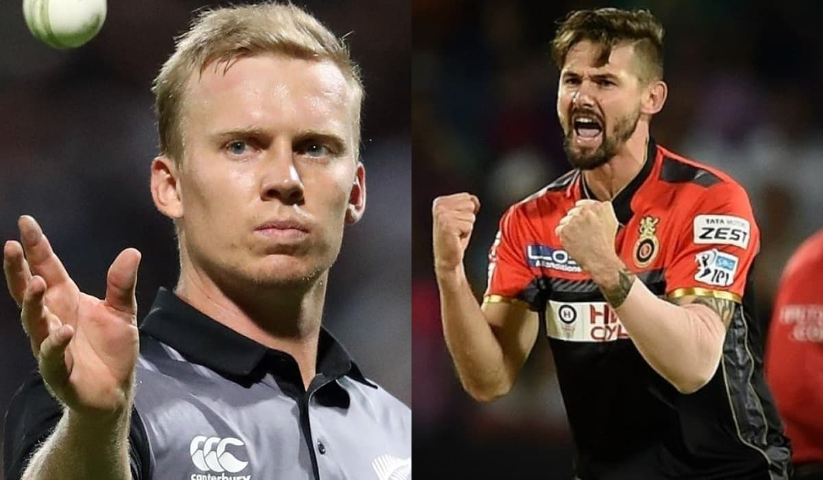 IPL 2021 Scott kuggeleijn signed as the replacement of Kane Richardson in RCB