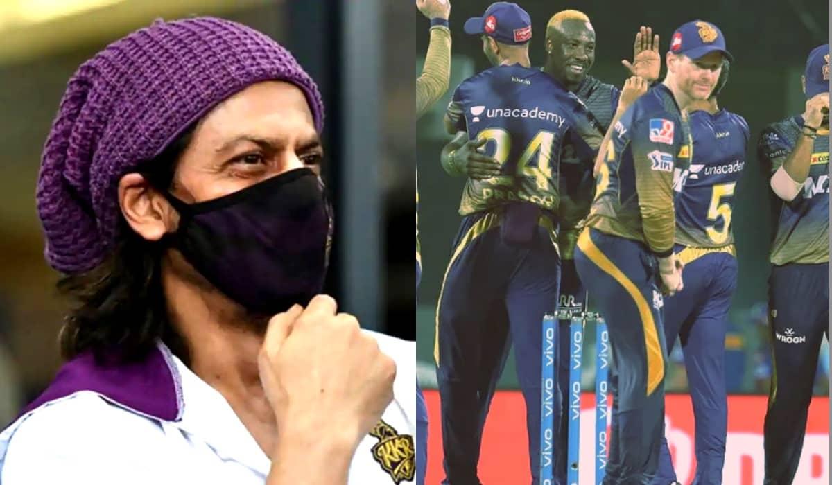 IPL 2021 Shahrukh Khan seeks apologies after KKR lost the close encounter against Mumbai Indians