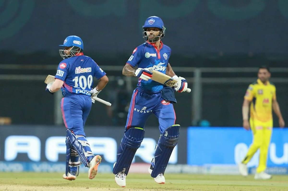 IPL 2021: Shikhar Dhawan praised Prithvi Shaw For his splendid batting