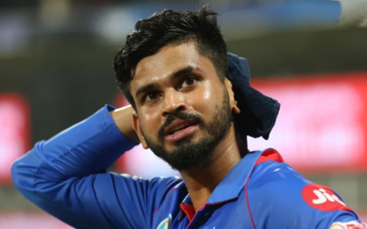 Cricket Image for Shreyas Iyer Will Receive Full Ipl 2021 Salary Because Of This Reason