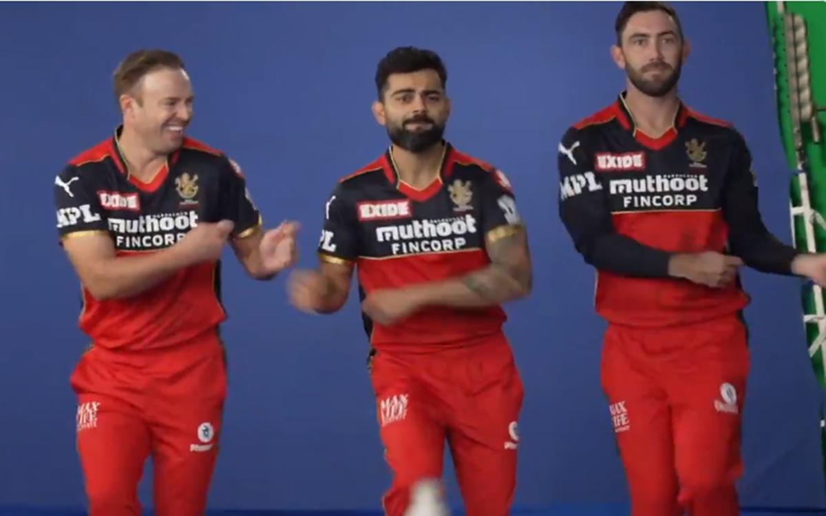 Cricket Image for VIDEO: विराट कोहली संग जमकर नाचे डी विलियर्स, मैक्सवेल ने भी लगाए ठुमके