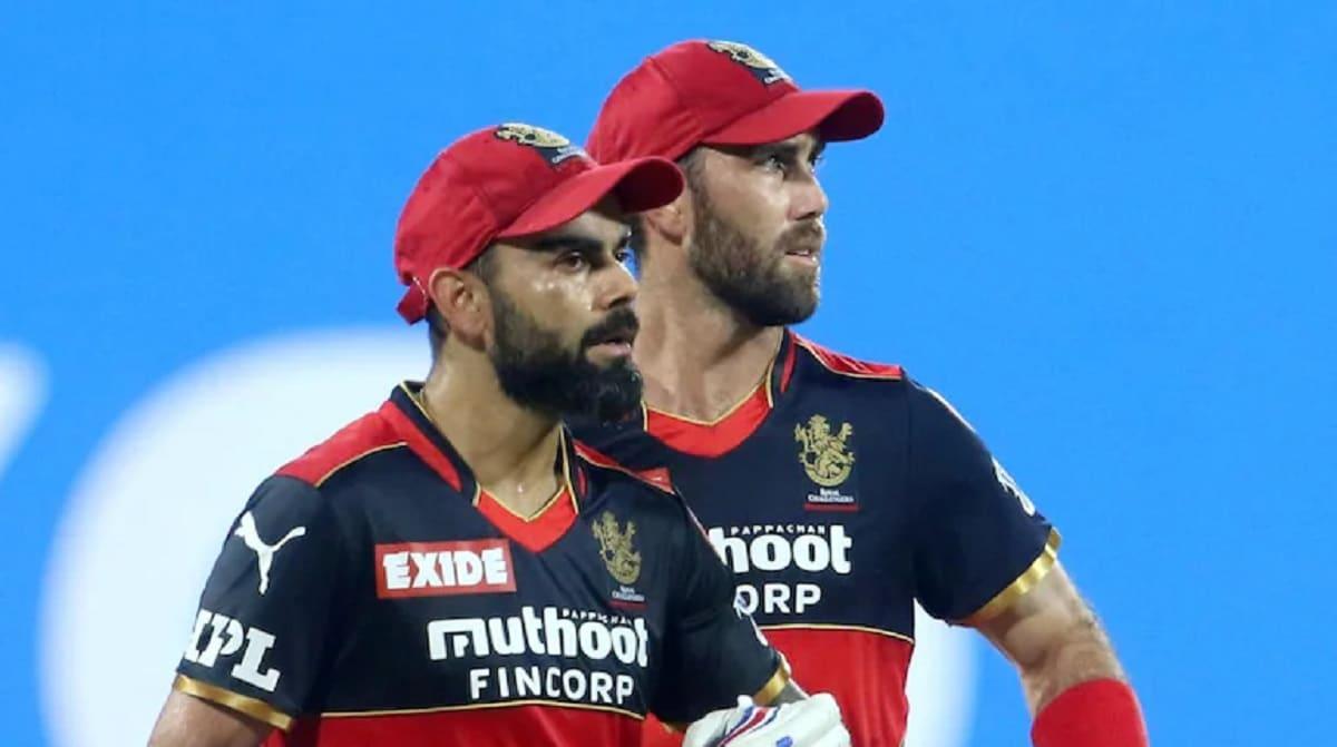 IPL 2021 Virat Kohli praises glenn maxwell after a thrilling win over SRH