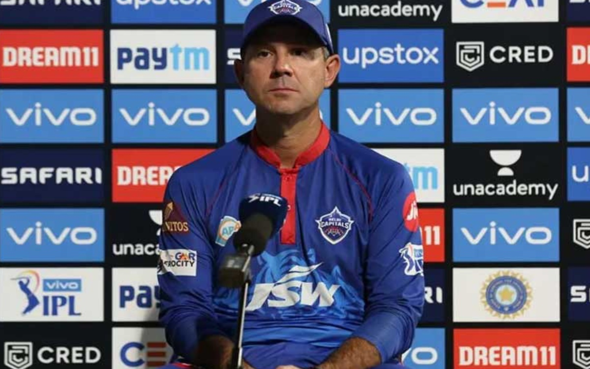Cricket Image for  Ipl 2021 Delhi Capitals Coach Ricky Ponting Talks About R Ashwin