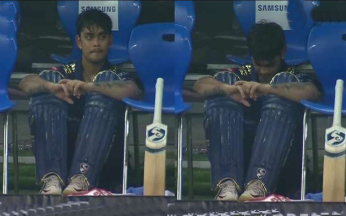 Cricket Image for Ipl 2021 Ishan Kishan Troll After He Scores Just 6 Runs Of 17 Balls