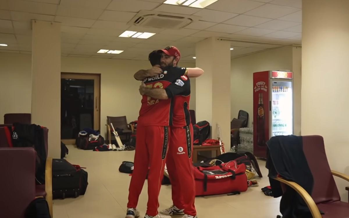 Cricket Image for Ipl 2021 Rcb Captain Virat Kohli Reaction After The Match Watch Video
