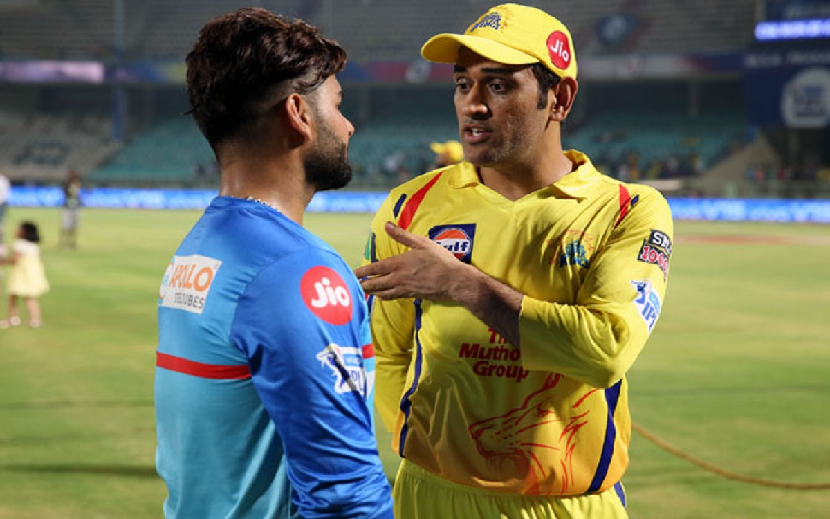 Cricket Image for Ipl 2021 Rishabh Pant First Interview As Captain