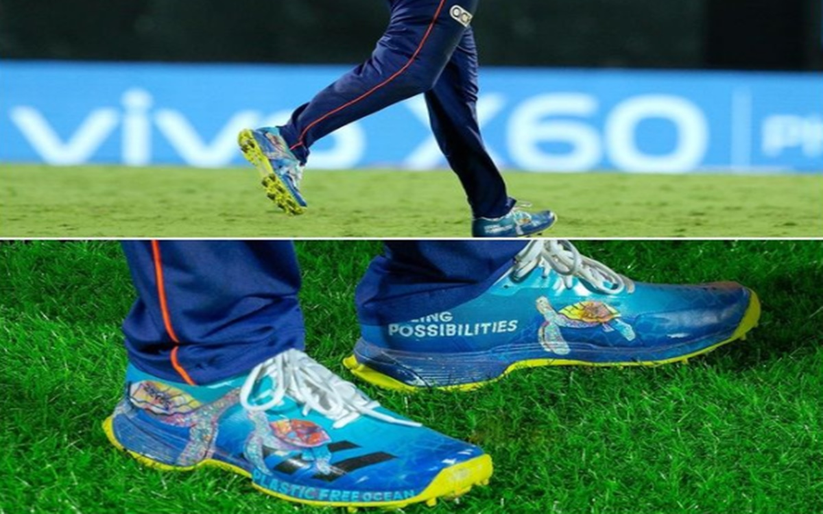 Cricket Image for Rohit Sharma Raises Plastic Free Ocean Campaign