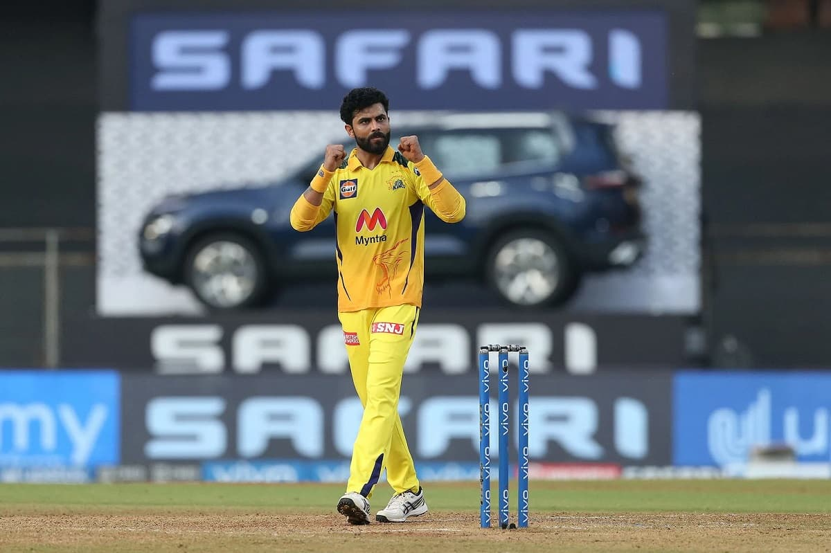 Jadeja become first player to score and concede 36 runs in 6 consecutive balls