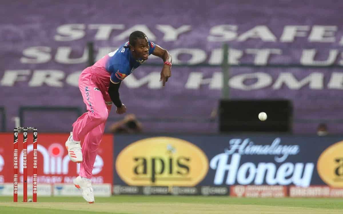 Cricket Image for जोफ्रा आर्चर पूरे IPL 2021 से हुए बाहर, राजस्थान रॉयल्स को लगा तीसरा झटका