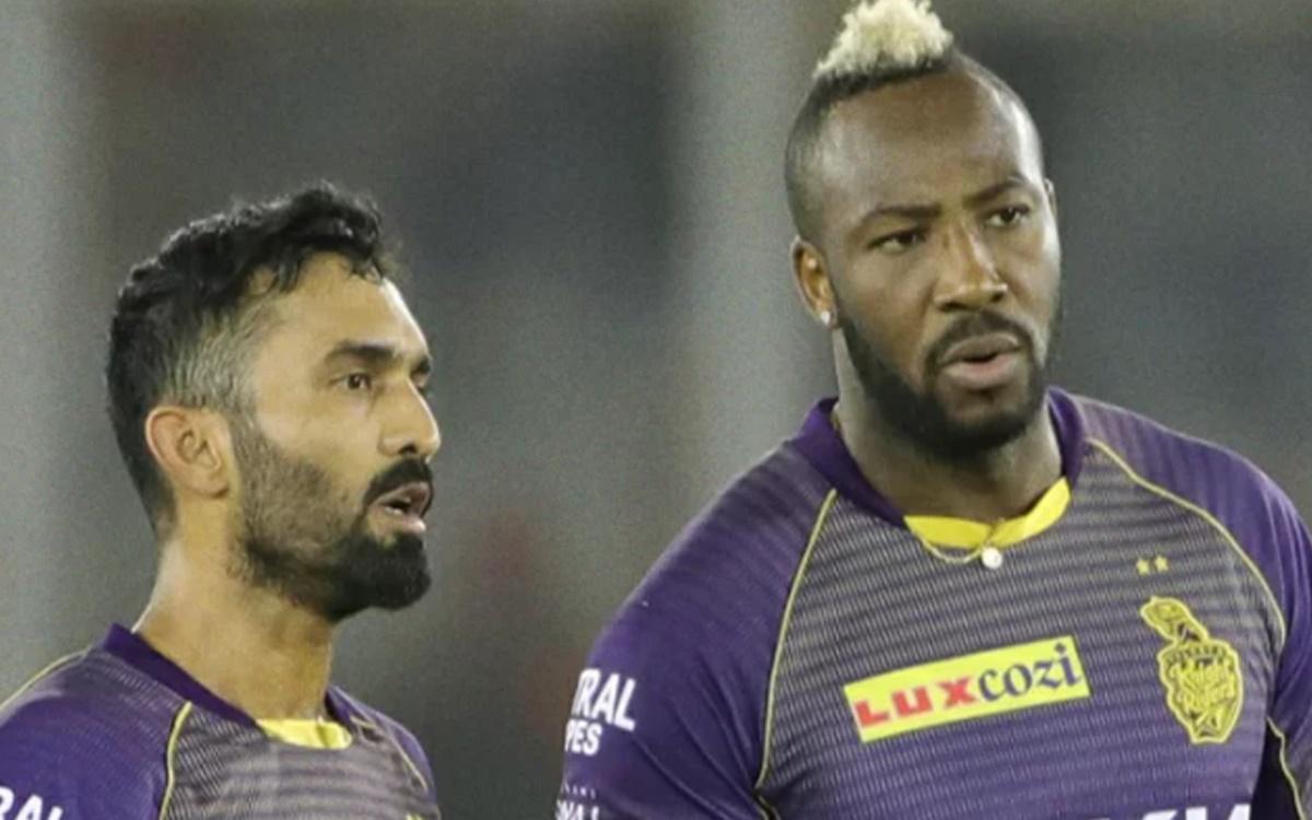 Cricket Image for IPL:'मैं और DK बल्ले और गेंद का मिलाप नहीं करा पा रहे थे', हार के बाद बोले आंद्रे