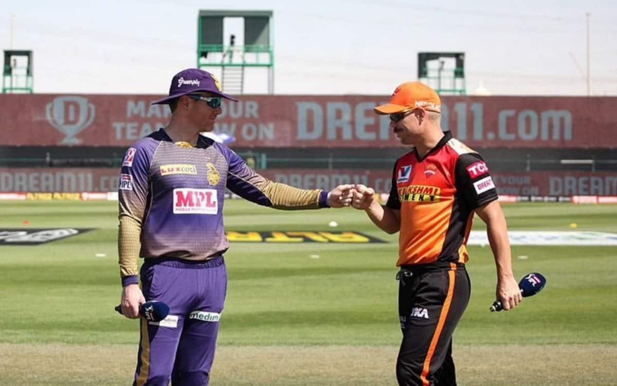 IPL 2021: Sunrisers Hyderabad opt to bowl first against Kolkata Knight Riders
