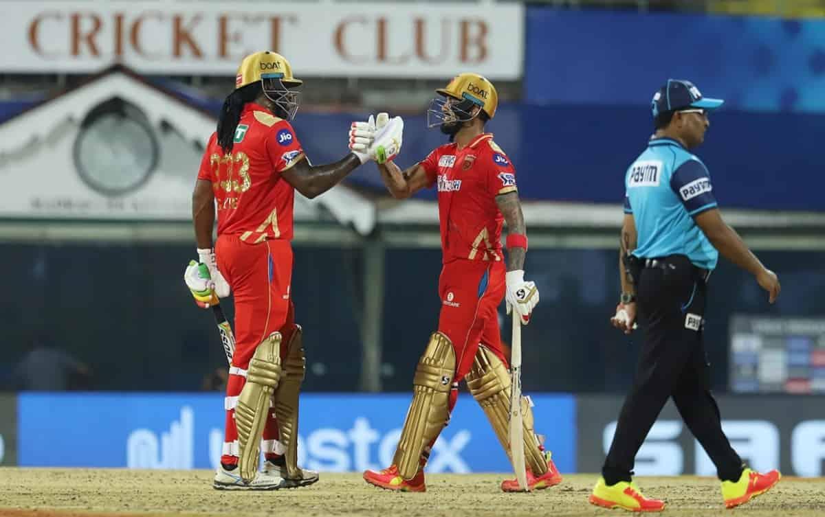 Cricket Image for IPL 2021: जीत की पटरी पर लौटी पंजाब किंग्स,राहुल-गेल के दम पर मुंबई इंडियंस को 9 व