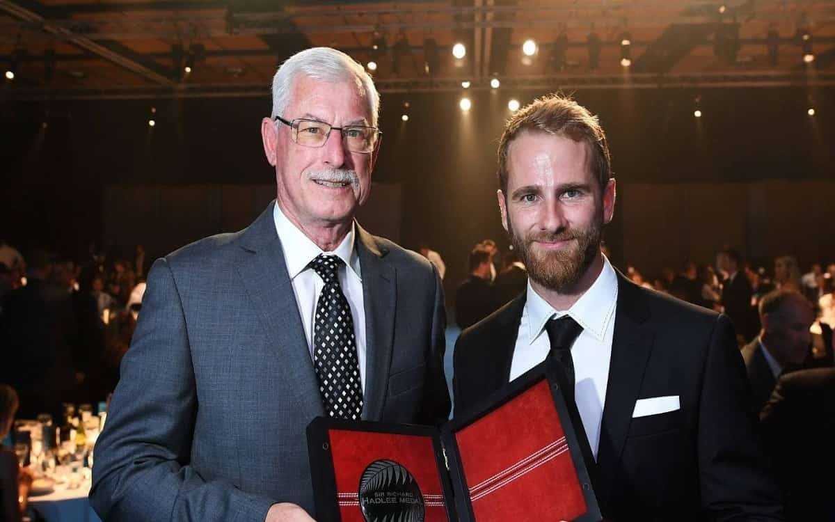 Cricket Image for Kane Williamson Wins New Zealand Cricket's Top Award