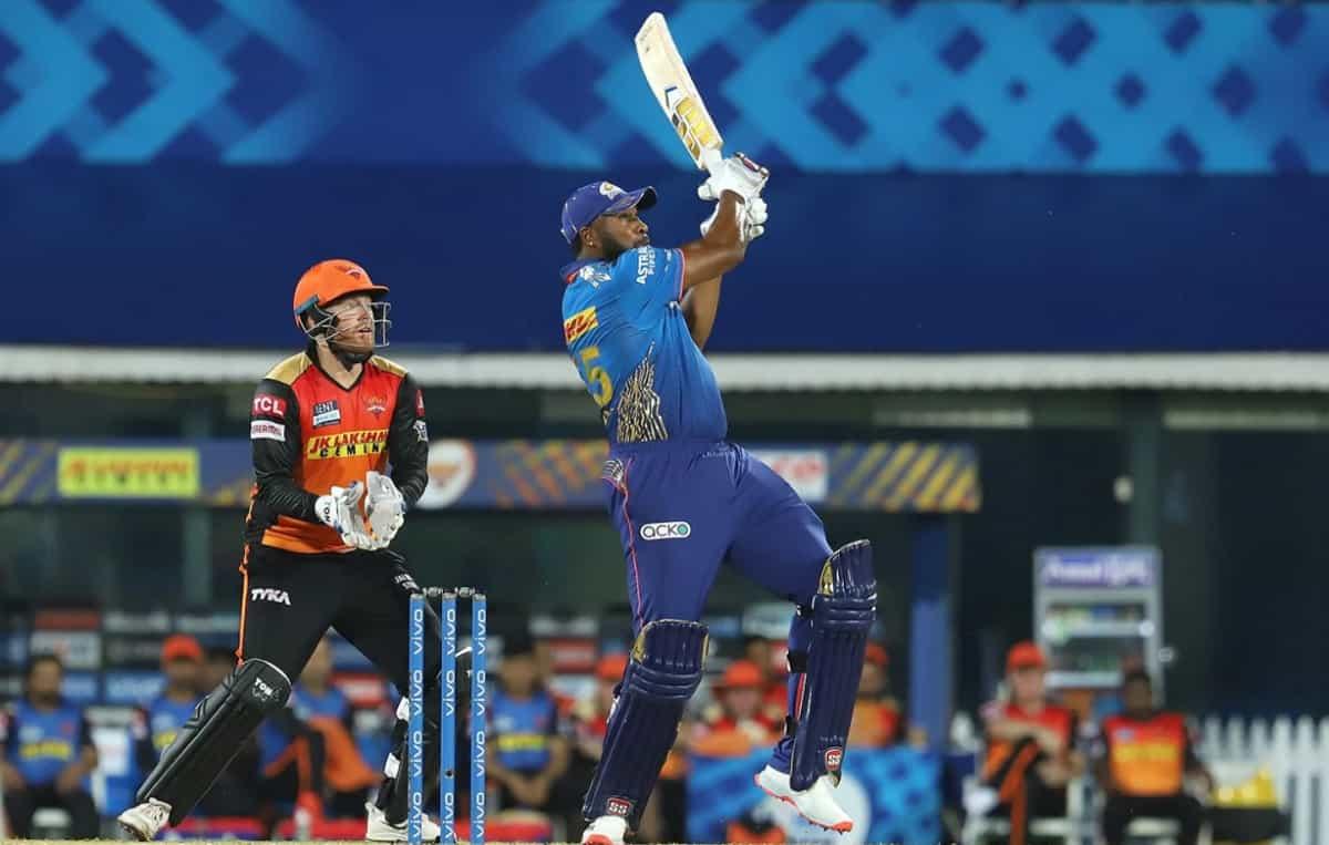Cricket Image for IPL 2021: कीरोन पोलार्ड ने रचा इतिहास, एक साथ तोड़ा धोनी,कोहली और रोहित का रिकॉर्ड