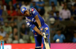 Kieron Pollard and David Warner on the verge of completing 200 ipl sixes