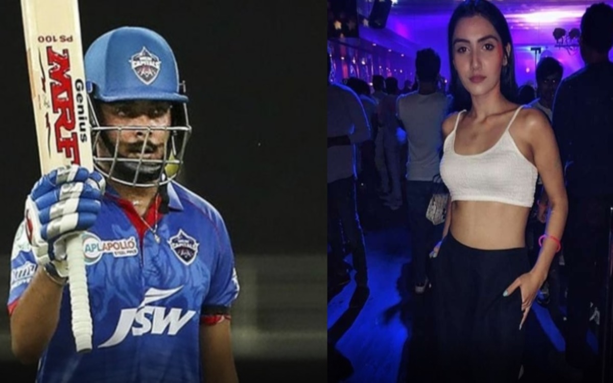 Cricket Image for Know More About Rumoured Girlfriend Of Prithvi Shaw Prachi Singh