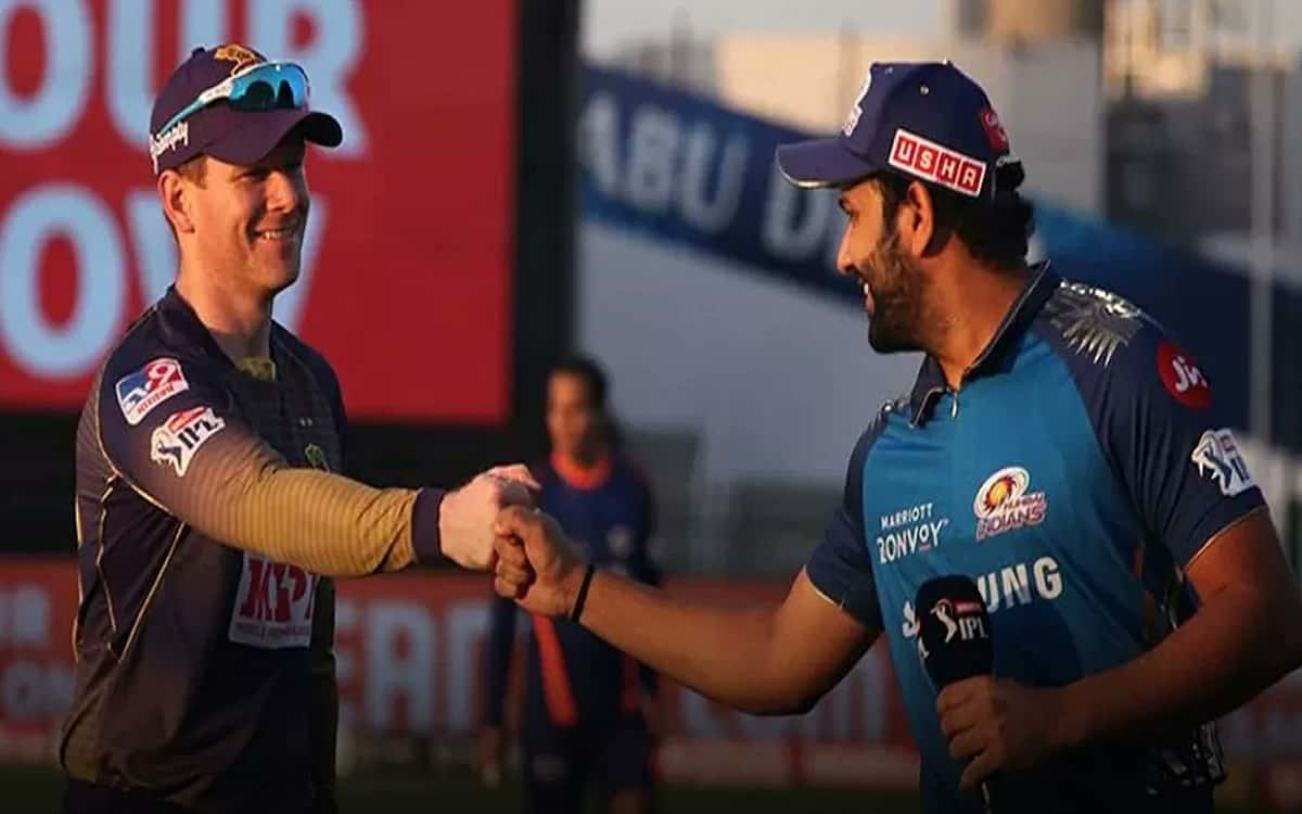 Cricket Image for Kolkata Knight Riders Elected To Bowl After Winning The Toss Against Mumbai Indian