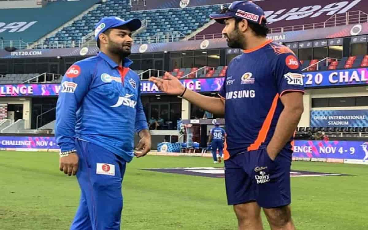 Cricket Image for Mumbai Indians Decide To Bowl After Winning The Toss Against Delhi Capitals