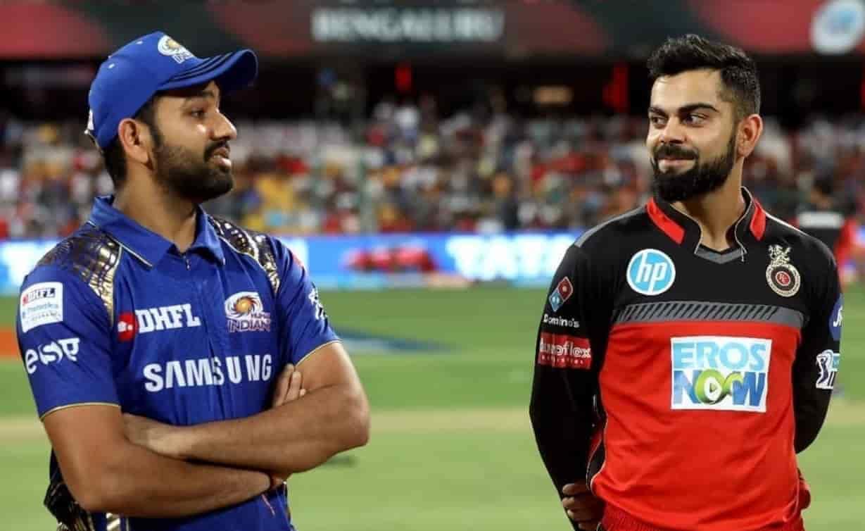 Mumbai Indians vs RCB Head to Head Record