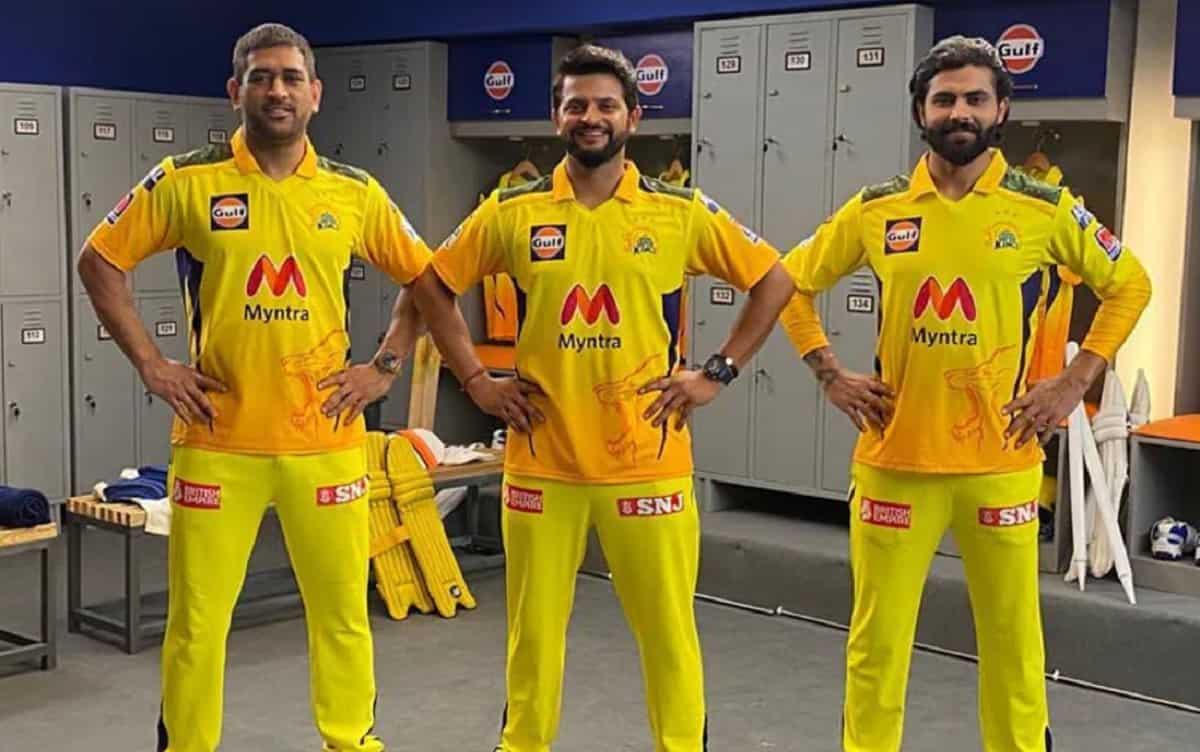 Cricket Image for माइकल वॉन के अनुसार, धोनी के बाद ये खिलाड़ी चेन्नई सुपर किंग्स में निभा सकता है बड