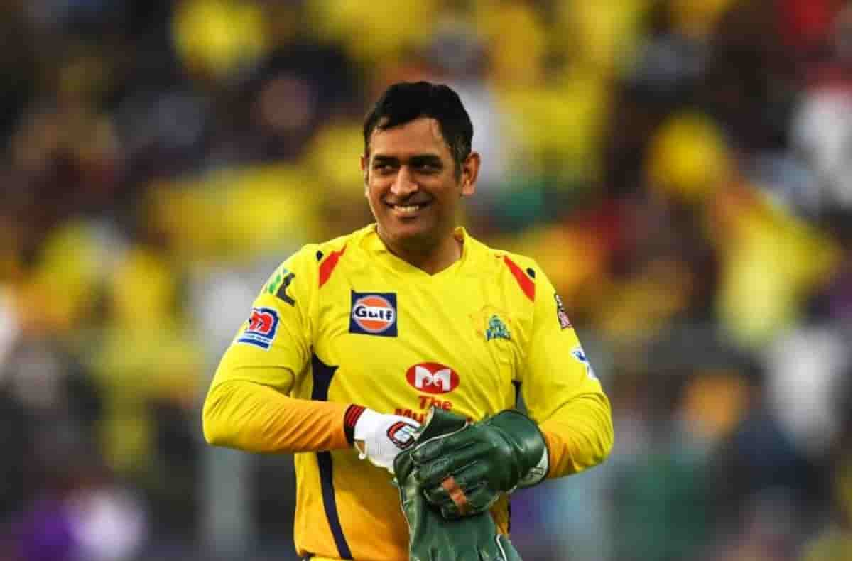 MS Dhoni on the verge of creating history against Delhi Capitals