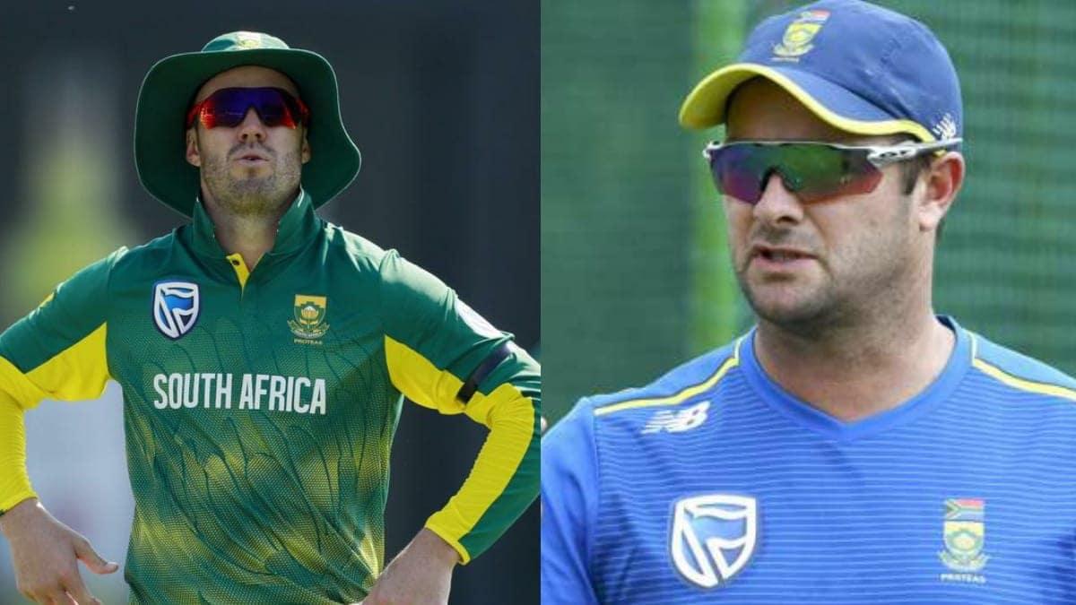 Mark Boucher hints that AB de Villiers international comeback talks are still on