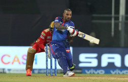 Delhi capitals beat Punjab Kings by 6 Wickets