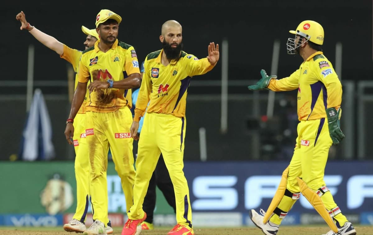 Cricket Image for Chennai Beat Rajasthan By 45 Runs Samsons Decision To Bowl After Winning The Toss