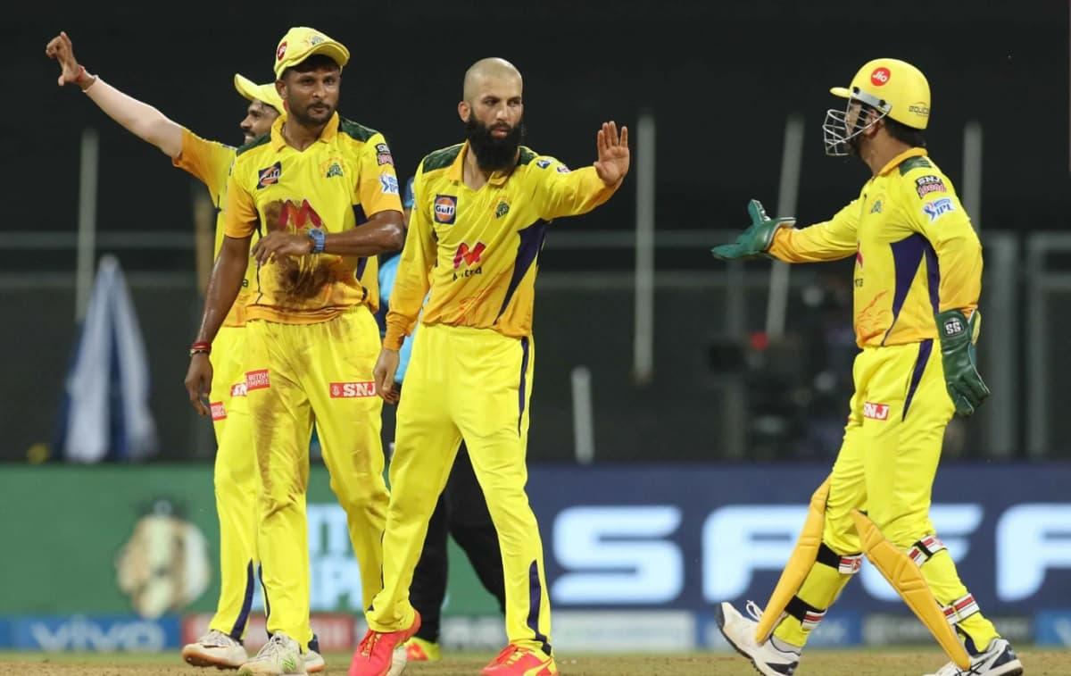 Cricket Image for कप्तान धोनी ने की मोइन अली की तारीफ, बताया चेन्नई सुपर किंग्स में निभा रहे हैं ये