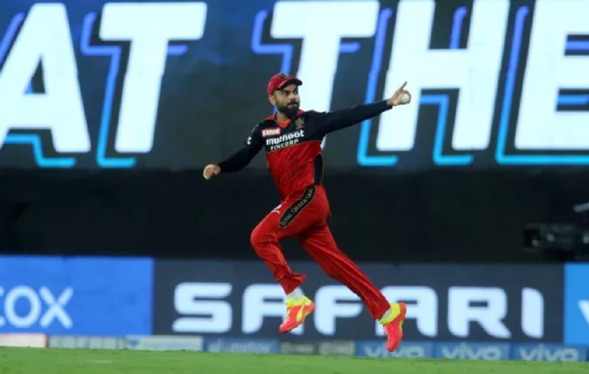 Cricket Image for IPL 2021: आरसीबी-सनराइजर्स हैदराबाद के मैच में पकड़े गए सबसे ज्यादा कैच, टूटा 11 स