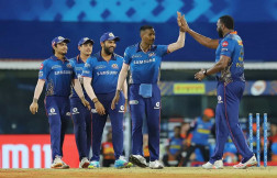 IPL 2021 Mumbai Indians beat Sunrisers hyderabad by runs