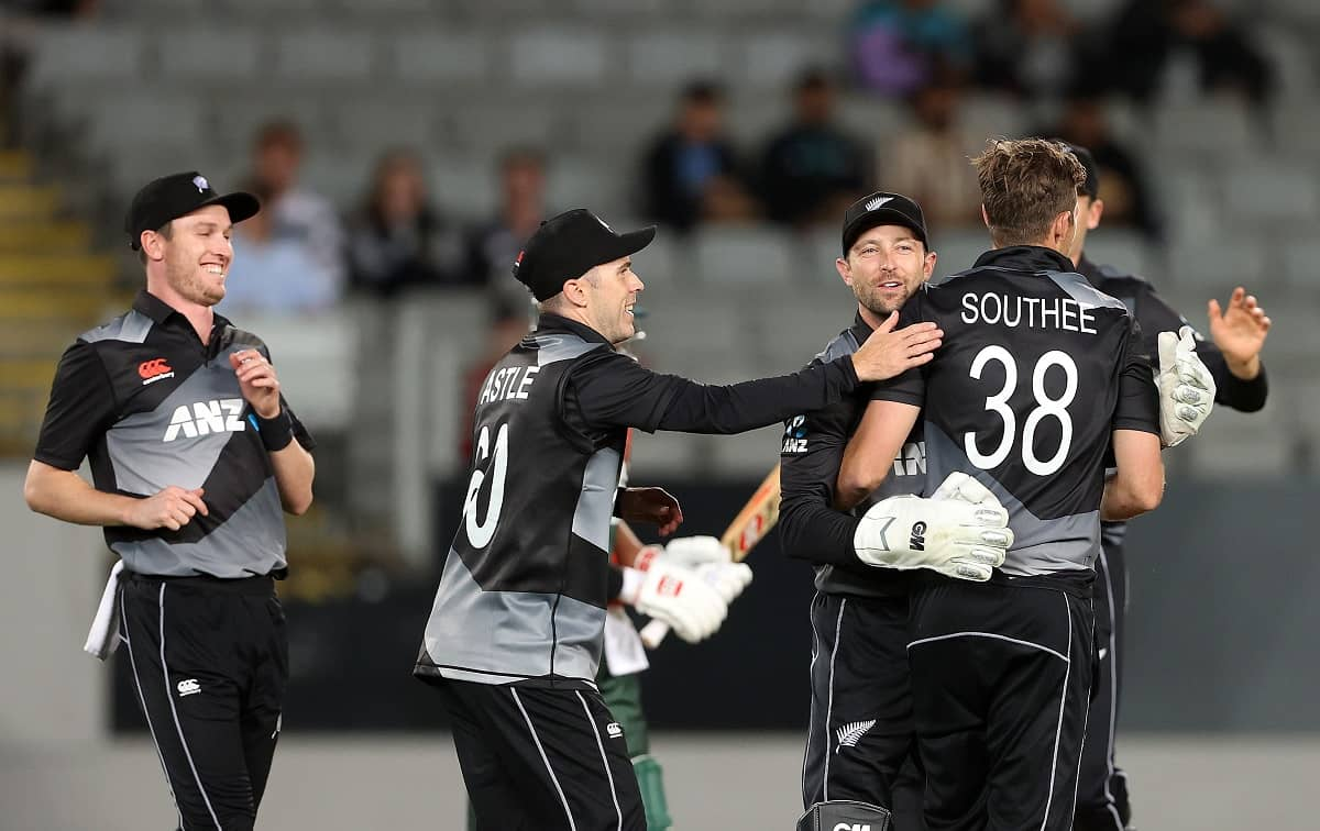 Cricket Image for New Zealand Beat Bangladesh By 65 Runs In The Last T20 Match