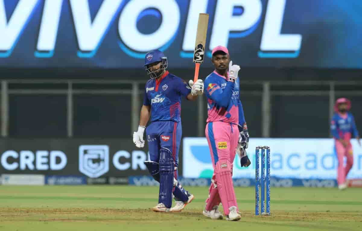 For the first time a team innings at the Wankhede in IPL ends without a SIX