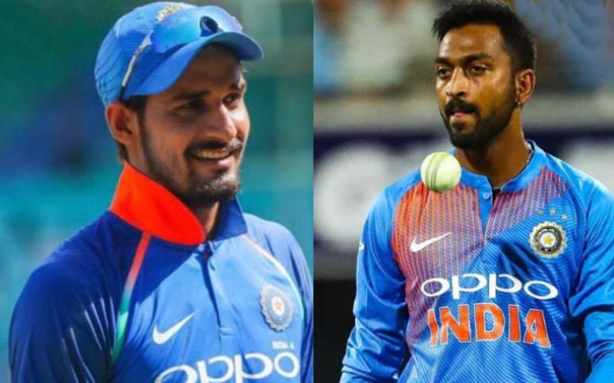 Cricket Image for Pbks Vs Mi Ipl 2021 Krunal Pandya Vs Deepak Hooda In Todays Match