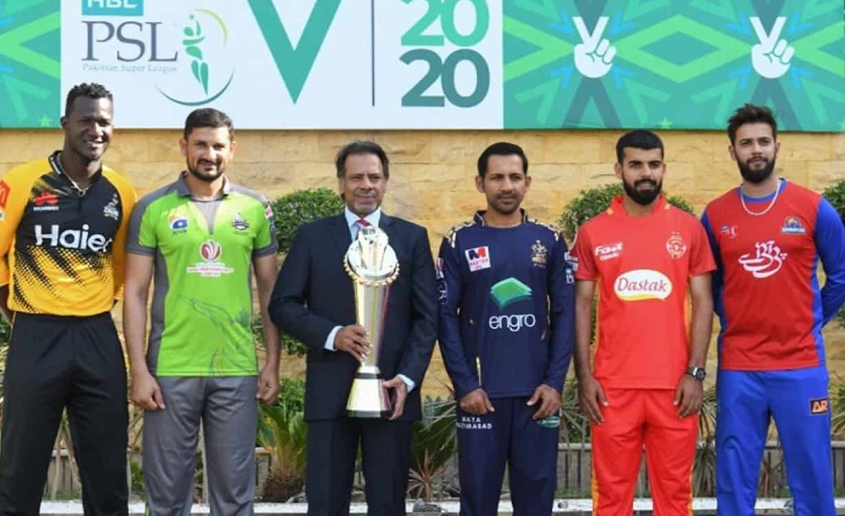 Cricket Image for Postponed Pakistan Super League To Resume On June 1
