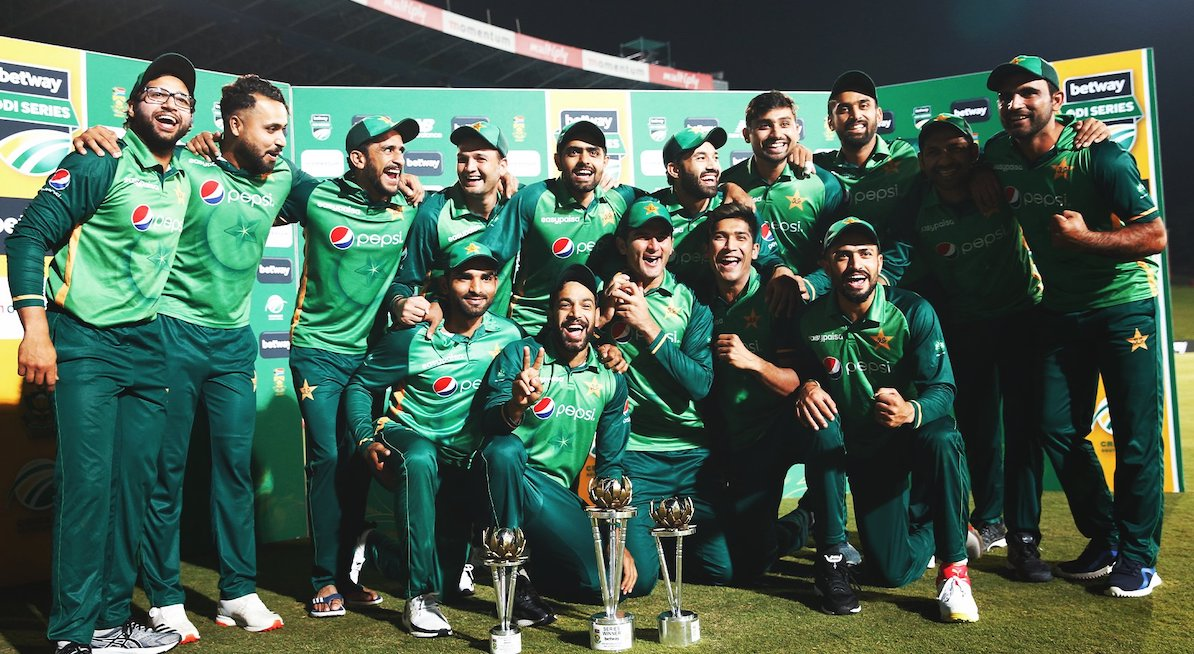 Pakistan-South Africa 3rd ODI