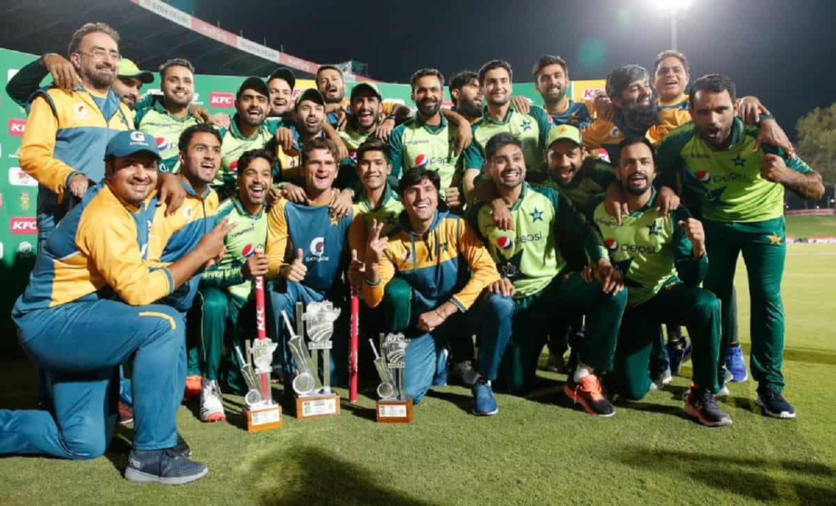 Cricket Image for SA vs PAK: पाकिस्तान ने चौथे T20I में साउथ अफ्रीका को 3 विकेट से हराया, सीरीज पर 3