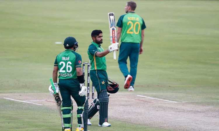 SA vs PAK: Pakistan Beat South Africa By 3 Wickets In 1st ...