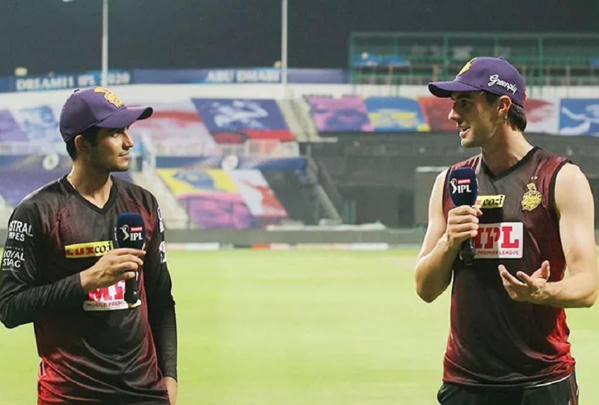Cricket Image for पैट कमिंस ने की KKR के साथी खिलाड़ी शुभमन गिल की तारीफ, बताई युवा बल्लेबाज की खास