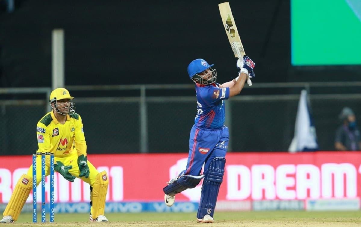 Cricket Image for पृथ्वी शॉ ने CSK के खिलाफ तूफानी पारी के बाद टीम इंडिया में वापसी को लेकर तोड़ी चु