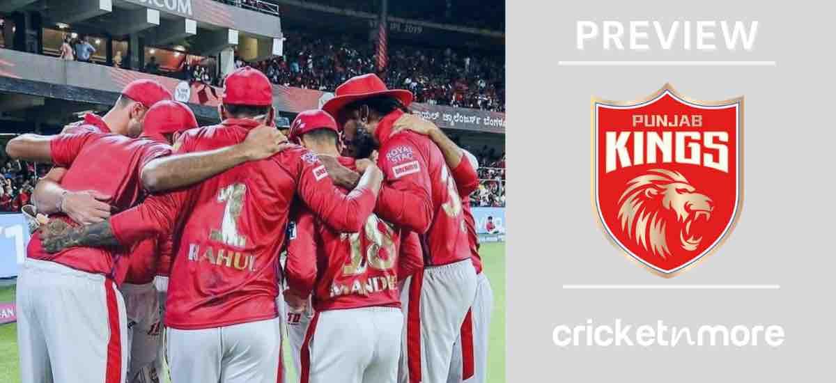Punjab Kings Team Preview IPL 2021