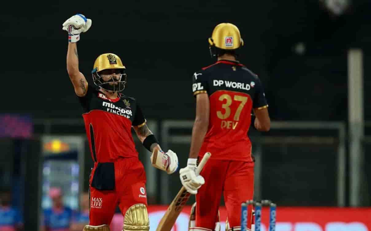RCB beat Rajasthan Royals by 10 wickets