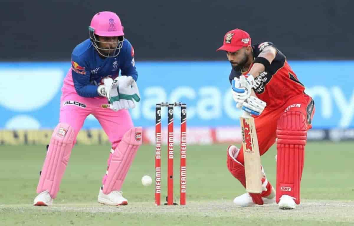 Royal Challengers Bangalore opt to bowl first against Rajasthan royals