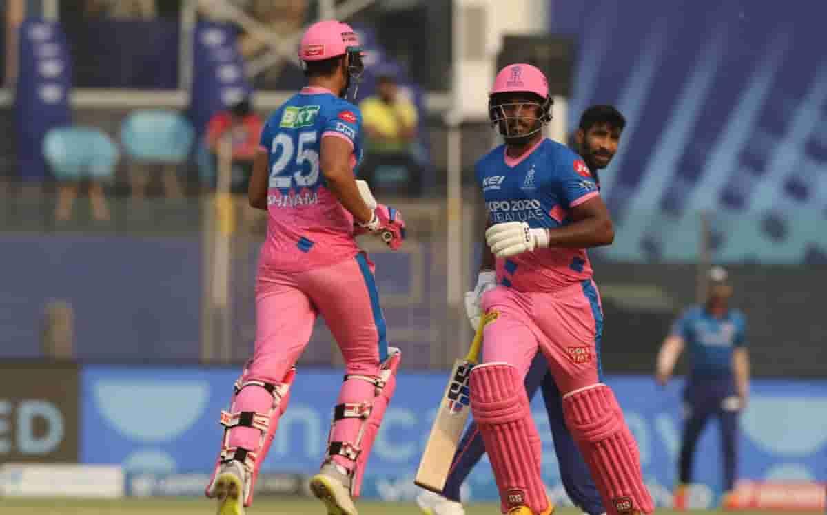 Rajasthan Set 172 runs target for Mumbai Indians in 24th match of IPL 2021