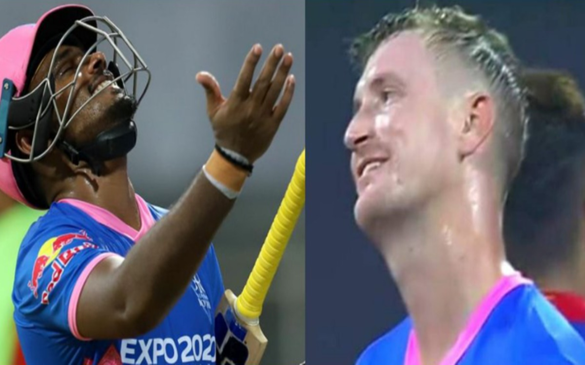 Cricket Image for Ipl 2021 Rr Vs Dc Chris Morris Guide Rajasthan Royals To Three Wicket Win Over Del