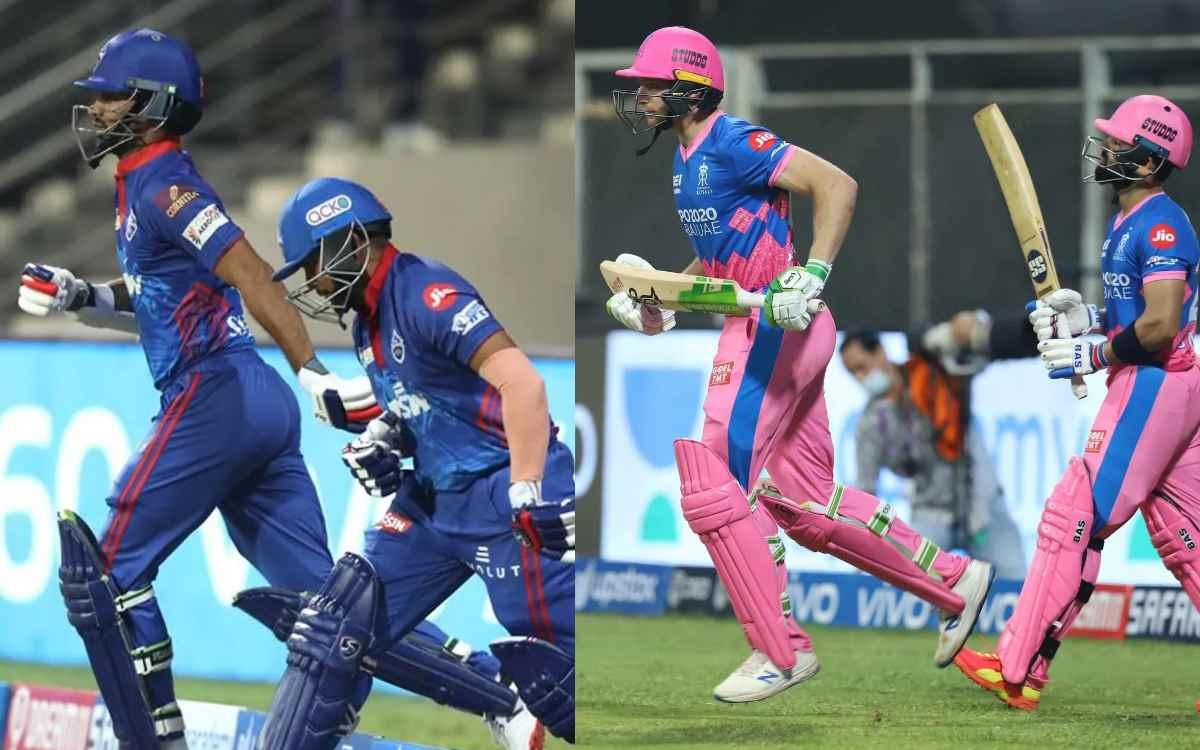 Cricket Image for IPL 2021: राजस्थान रॉयल्स-दिल्ली कैपिटल्स के बल्लेबाजों ने मिलकर बनाया शर्मनाक रिक
