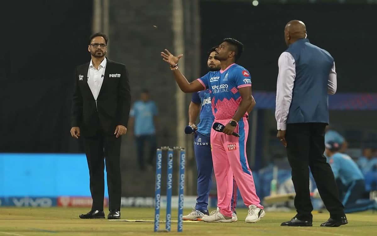 Cricket Image for IPL 2021: राजस्थान रॉयल्स ने दिल्ली कैपिटल्स के खिलाफ टॉस जीतकर गेंदबाजी चुनी