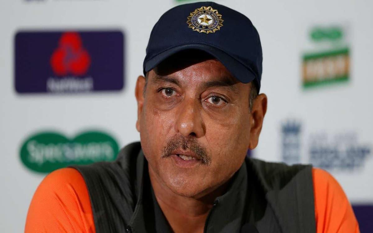 Ravi Shastri tells the match between Delhi and Chennai Match between Guru and Chela