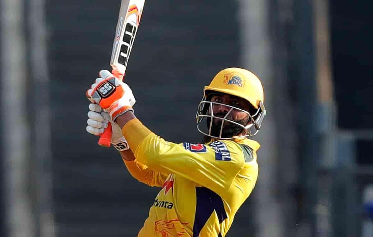 Cricket Image for IPL 2021: रविंद्र जडेजा ने एक ओवर में ठोके 36 रन, गेल-युवराज की बराबरी कर दी रिकॉर